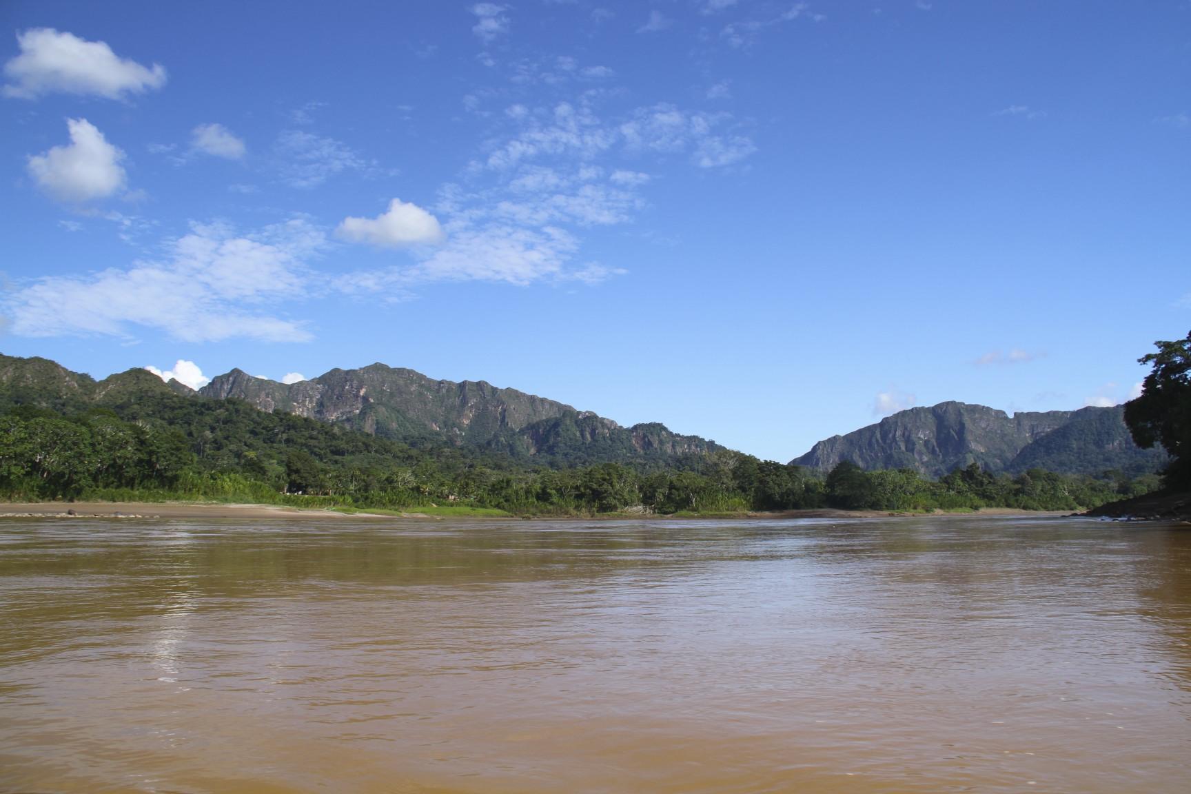 Rio Beni, Amazon, Bolivia
