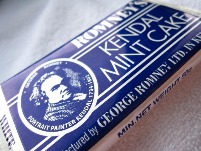 Kendal Mint Cake, Cumbria, England