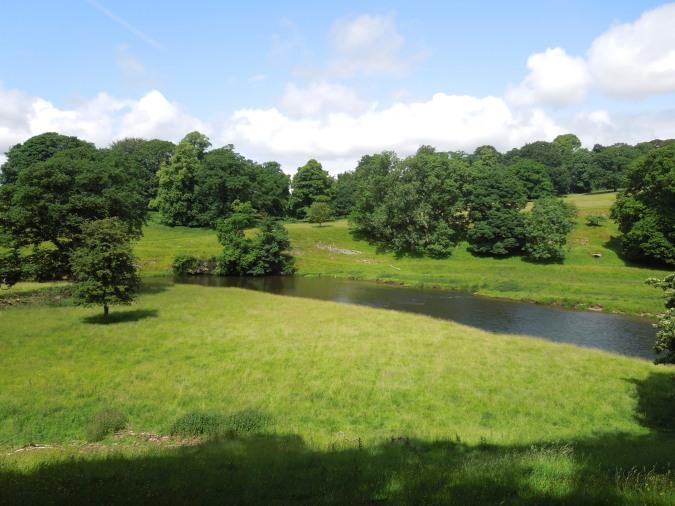 Levens Park, Cumbria, England