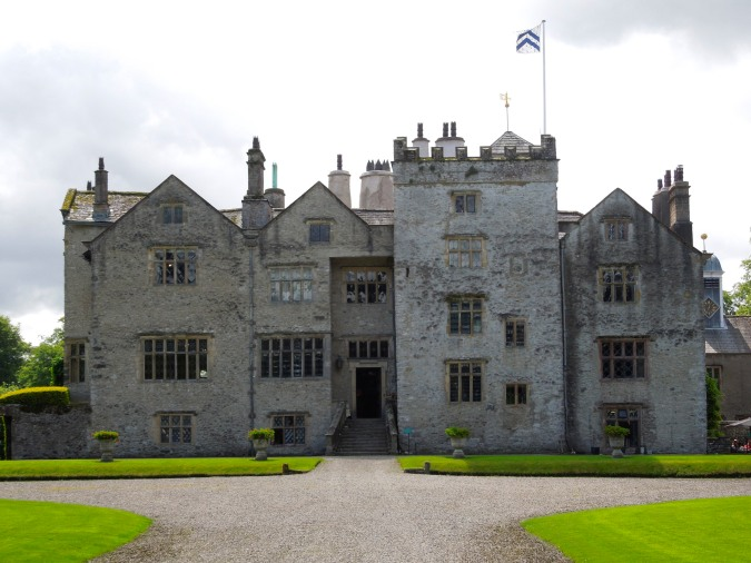 Levens Hall, Cumbria, England