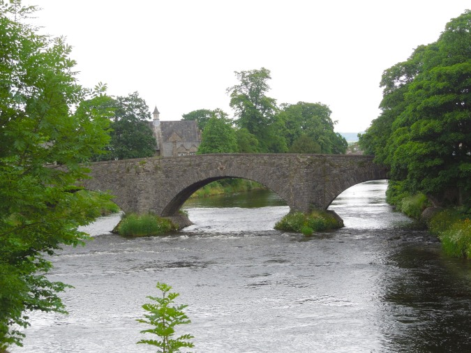 Nether Bridge, Kendal, Cumbria, England