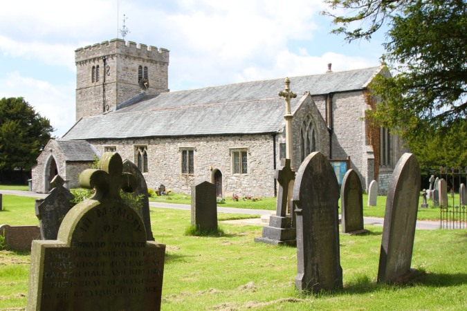 St. James' church, Burton-in-Kendal, Cumbria, England