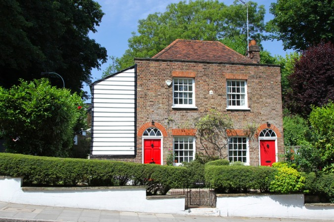 House in Highgate, London, England