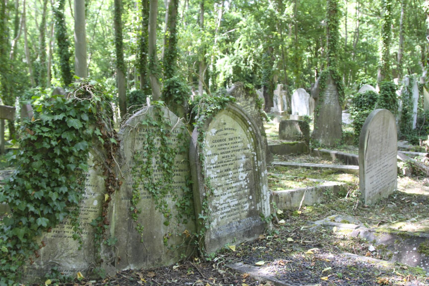 Highgate Cemetery, A Victorian Valhalla