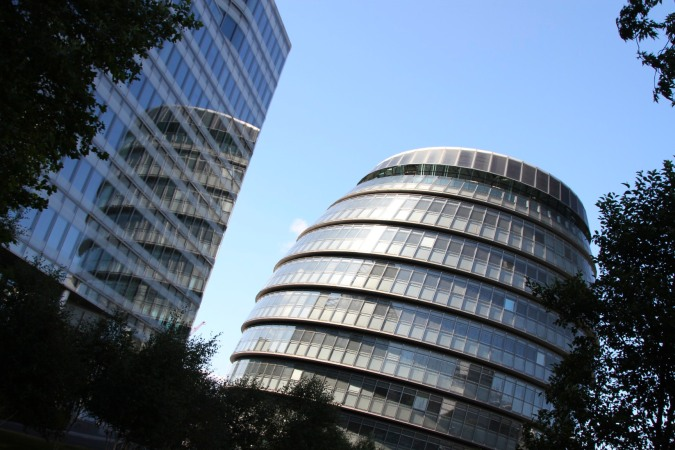 London's City Hall, London, England