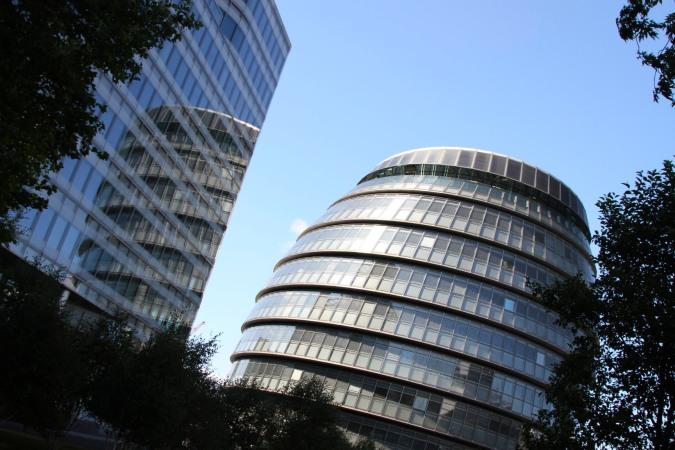 London's City Hall, London, England