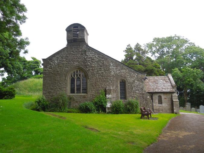Arkholme Church, Arkholme, Lancashire, England