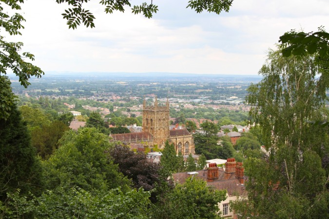 Malvern, Worcestershire, England