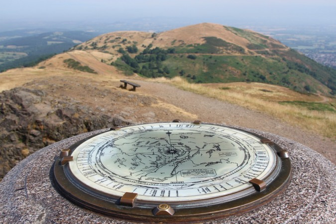 The Worcestershire Beacon, Malvern Hills, Worcestershire