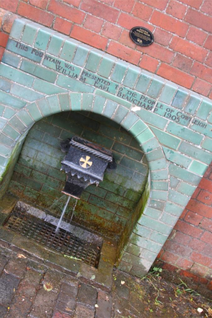 Water spring, Malvern, Worcestershire, England