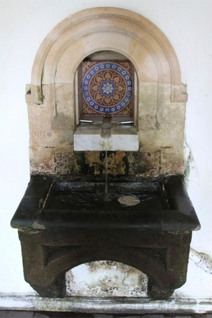 Holy Well, Malvern Wells, Worcestershire, England