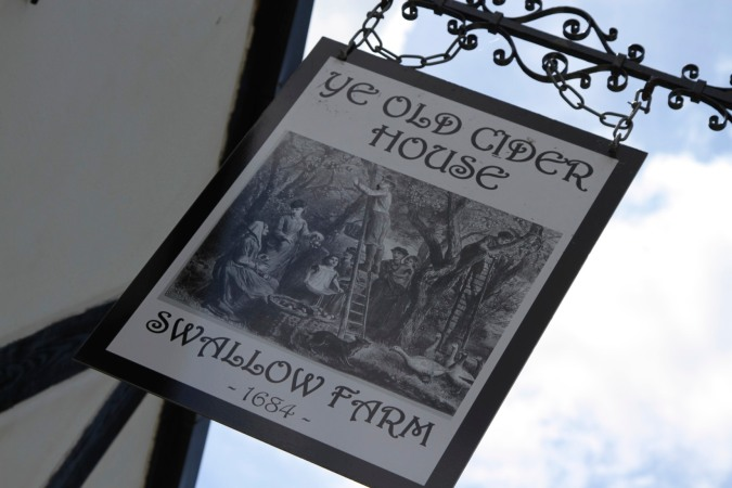 Old cider house, Wellington Heath, Herefordshire, England
