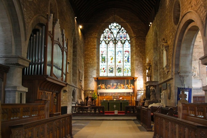St. Michael and All Angels, Ledbury, Herefordshire, England