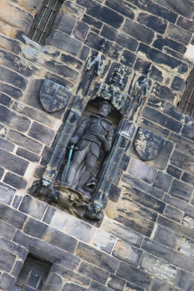 Lancaster Castle, Lancashire, England