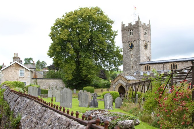 St. Michael and All Angels Church, Beetham, Cumbria, England