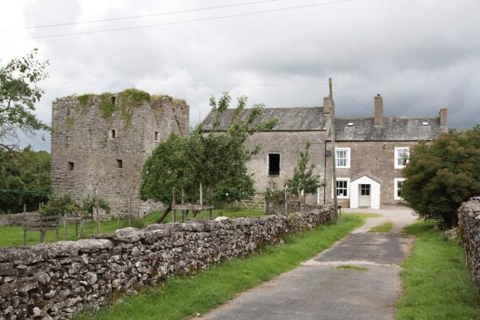 Hazelslack Tower, Limestone Link, Cumbria, England