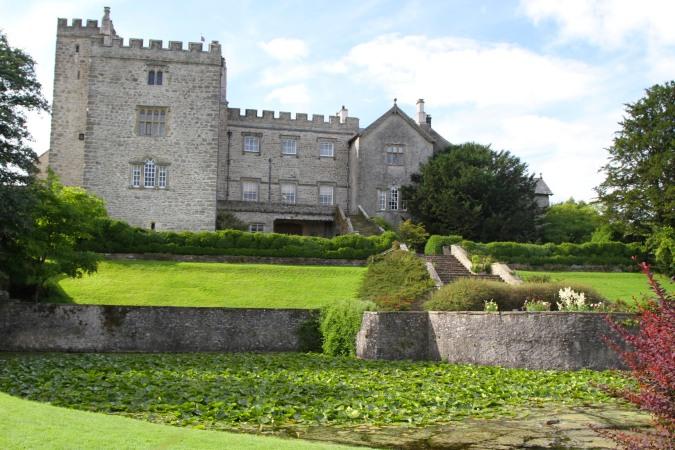 Sizergh Castle, Cumbria, England