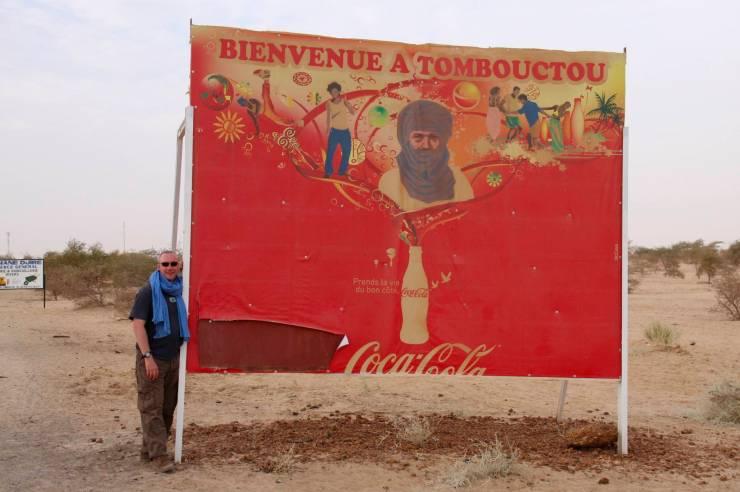 Welcome to Timbuktu, Mali, Africa