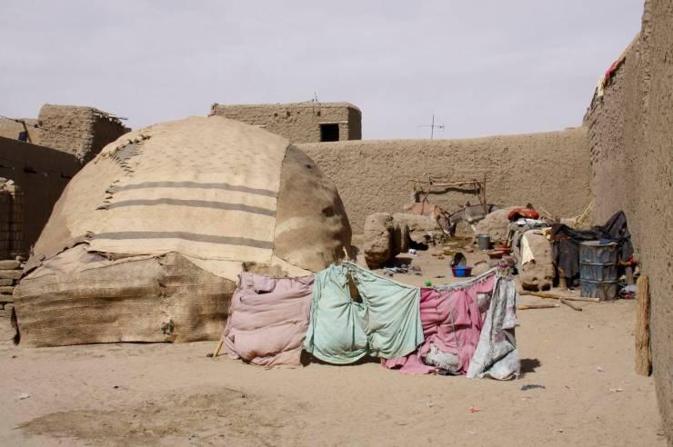 House, Timbuktu, Mali, Africa