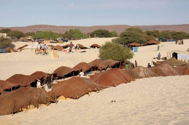 The Festival au Désert, Mali, Africa