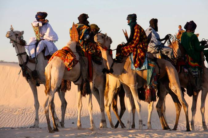 sahara and mali gain independence Regions of the sahara spanning mali, niger, algeria, burkina faso and libya3   having achieved its objective, declaring the independence of.