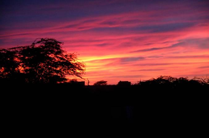 Sunset, Timbuktu, Mali, Africa