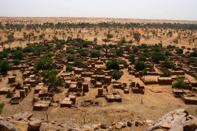Enndé, Dogon Country, Mali, Africa