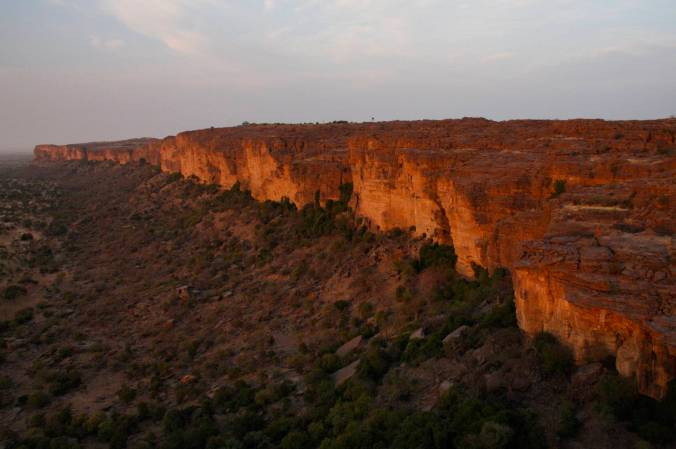 Bandiagara plateau, Begnemato village, Dogon Country, Mali, Africa