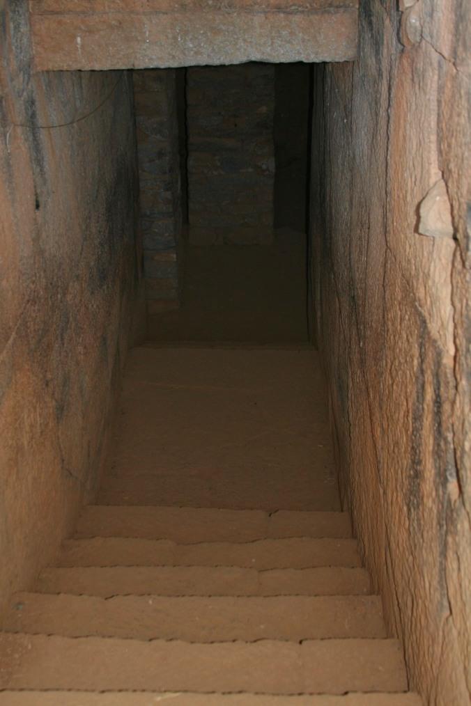 Tombs of Kaleb, Axum, Ethiopia, Africa