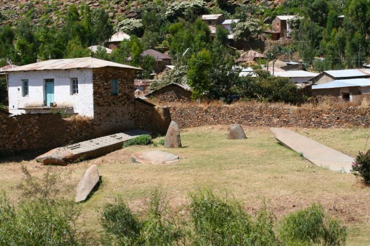Stelae, Axum, Ethiopia, Africa