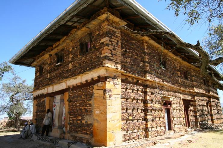 Debre Damo Monastery, Ethiopia, Africa