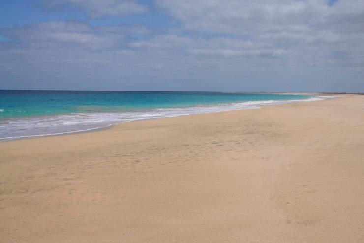 Beaches on Maio, Cape Verde, Africa