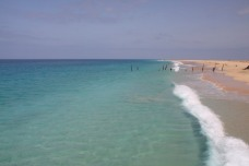 Beaches on Maio, Cape Verde, Africa