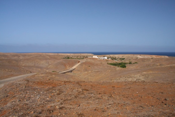Landscape, Maio, Cape Verde, Africa