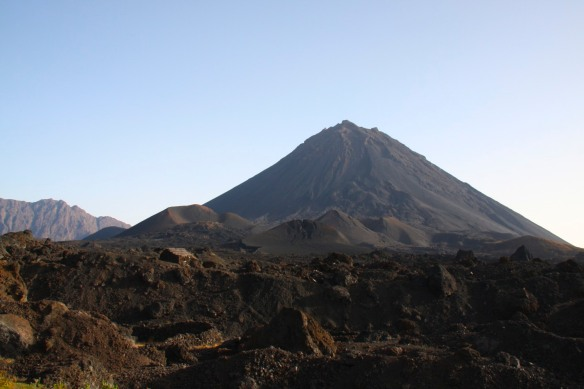 Pico do Fogo, Fogo, Cape Verde, Africa