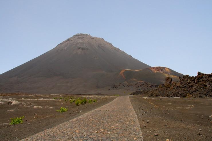 Pico do Fogo, Fogo, Cape Verde, Africa