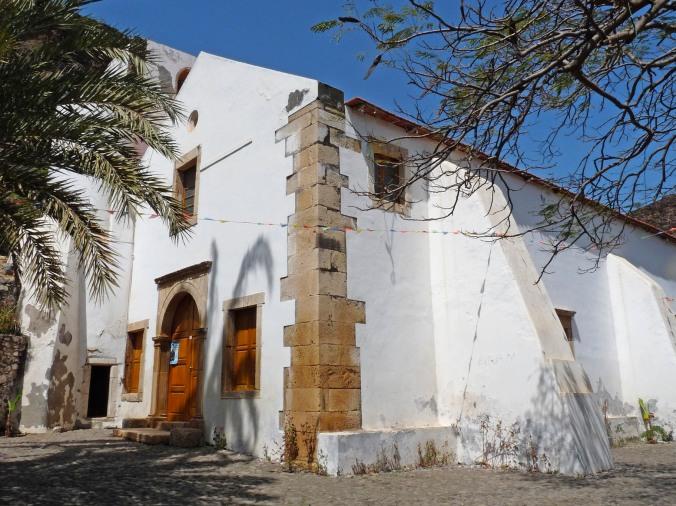 Nossa Senhora do Rosário, Cidade Velha, Cape Verde, Africa