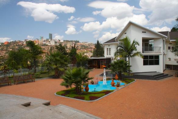 Genocide Memorial Centre, Kigali, Rwanda, Africa
