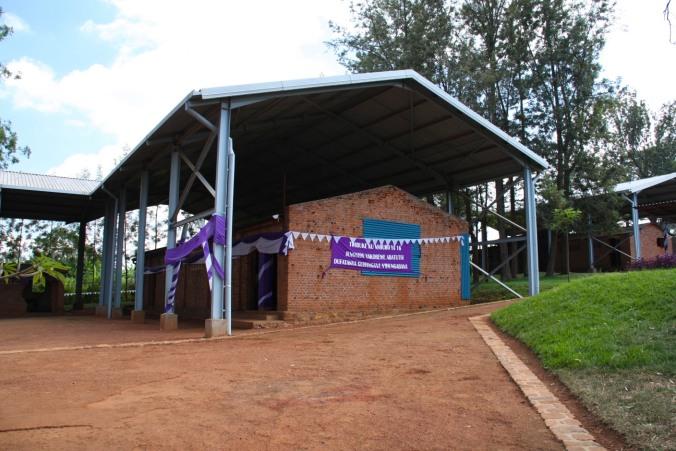 Ntarama church, Rwanda, Africa