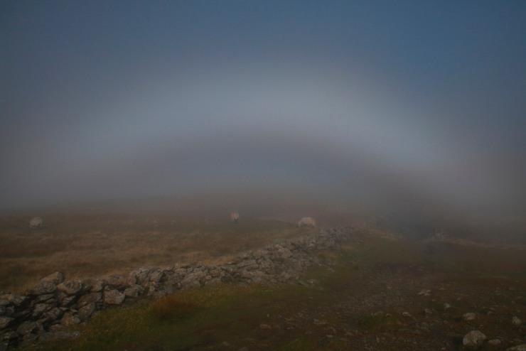 Dove Crag, Fairfield Horseshoe, Lake District, Cumbria, England