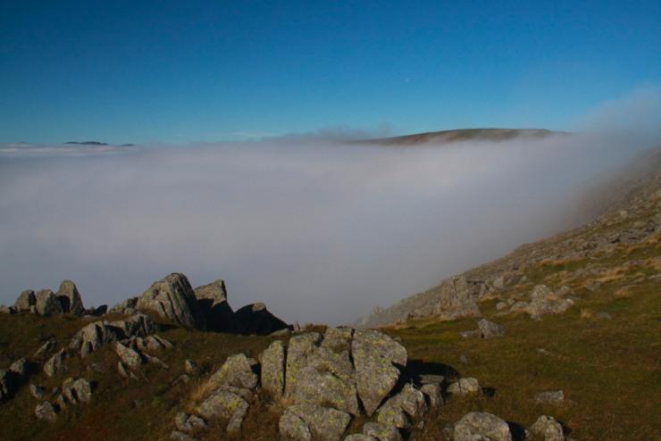 Hart Crag, Fairfield Horseshoe, Lake District, Cumbria, England