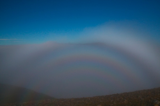Brocken Spectre, Fairfield Horseshoe, Lake District, Cumbria, England