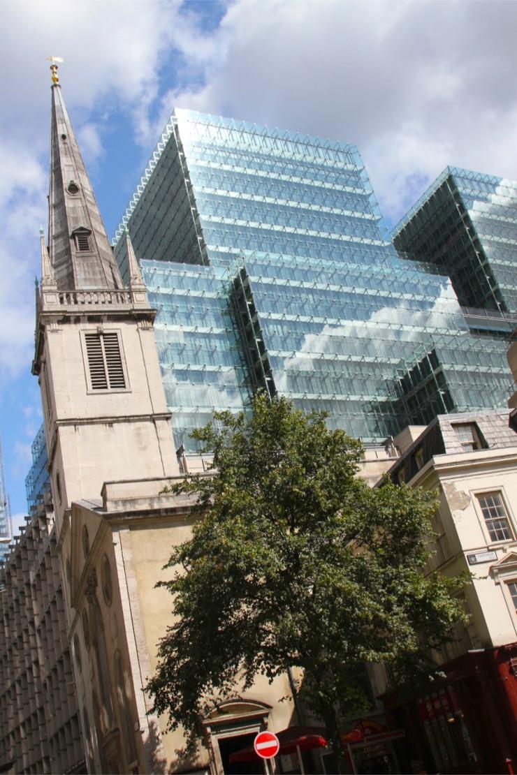 St. Margaret's Patten, Eastcheap, London, England