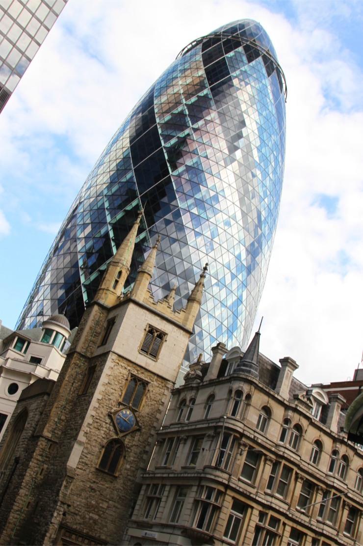 The Gherkin, London, England