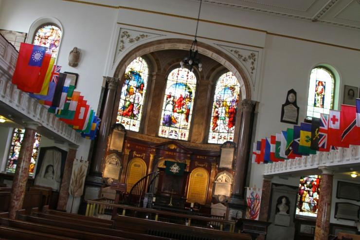 Wesley's Chapel, London, England