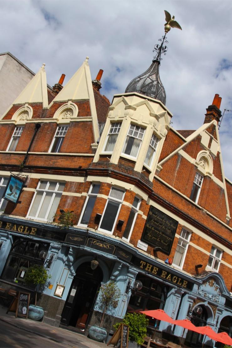 The Eagle Pub, London, England