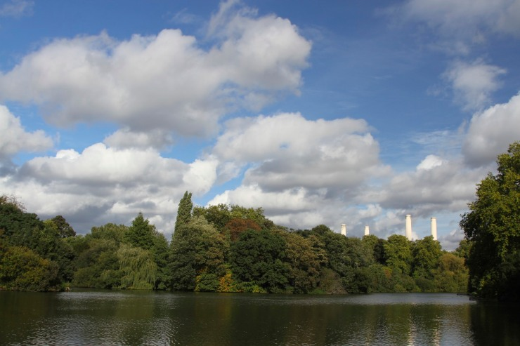 Battersea Park, London, England