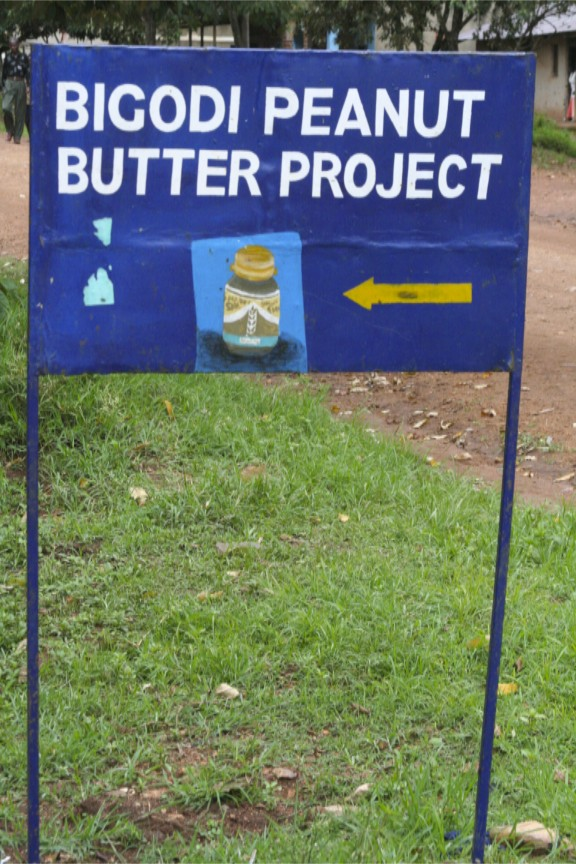 Bigodi Peanut Butter Project, Kibale Forest National Park, Uganda, Africa