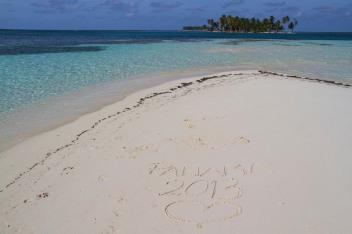 The beautiful San Blas Islands, Panama