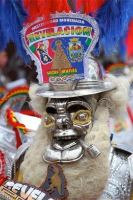 The Fiesta de Virgen de Guadalupe, Sucre, Bolivia
